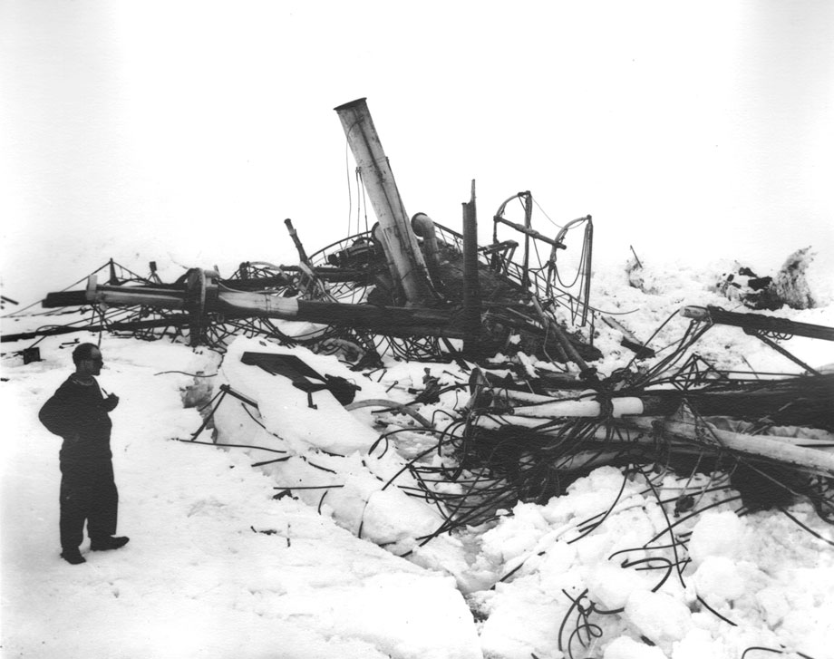 The Shackleton Expedition Disaster 1915