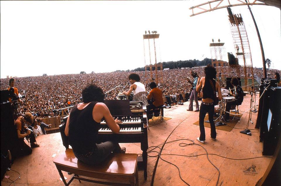 Forgotten Woodstock: Never Seen Before Images of the ...