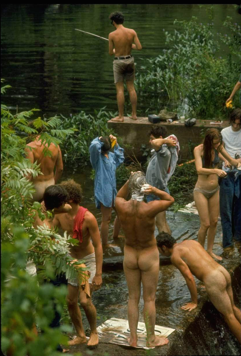 Uncensored woodstock pics