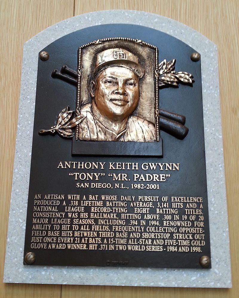 Tony_Gwynn_plaque_HOF