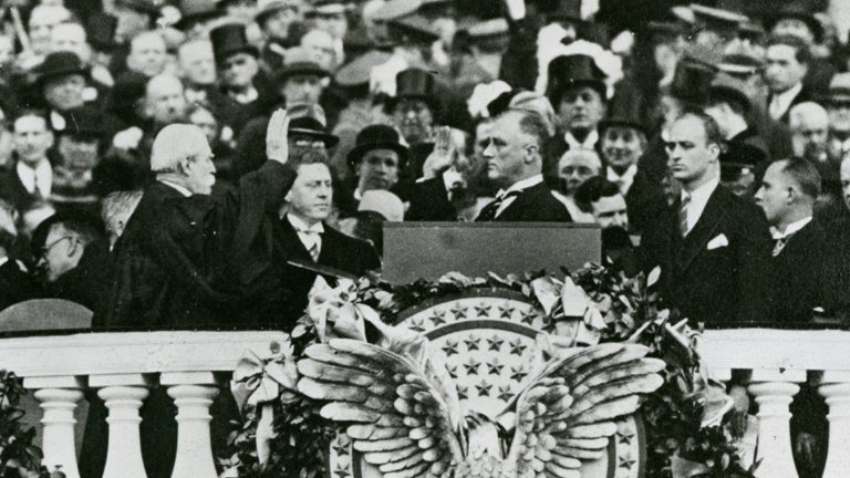 an analysis of franklin d roosevelt as a president of the united states of america