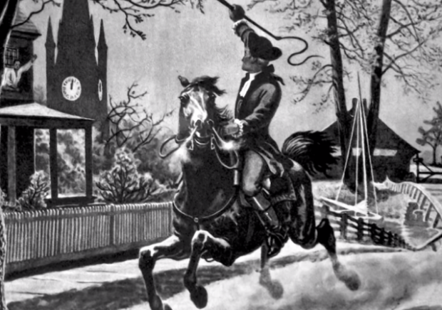 Paul revere biography essays