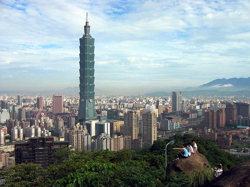 Taipei 101 PHOTO: wiki