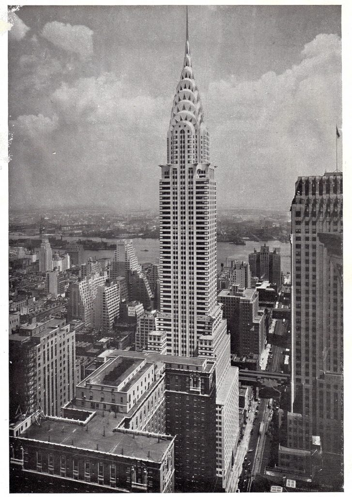 The Chrysler Building PHOTO: Favrify