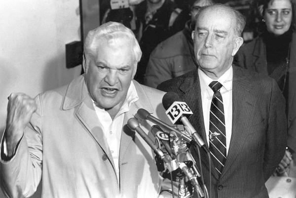 Robert Irsay ( left)  PHOTO: HouseofPolitics