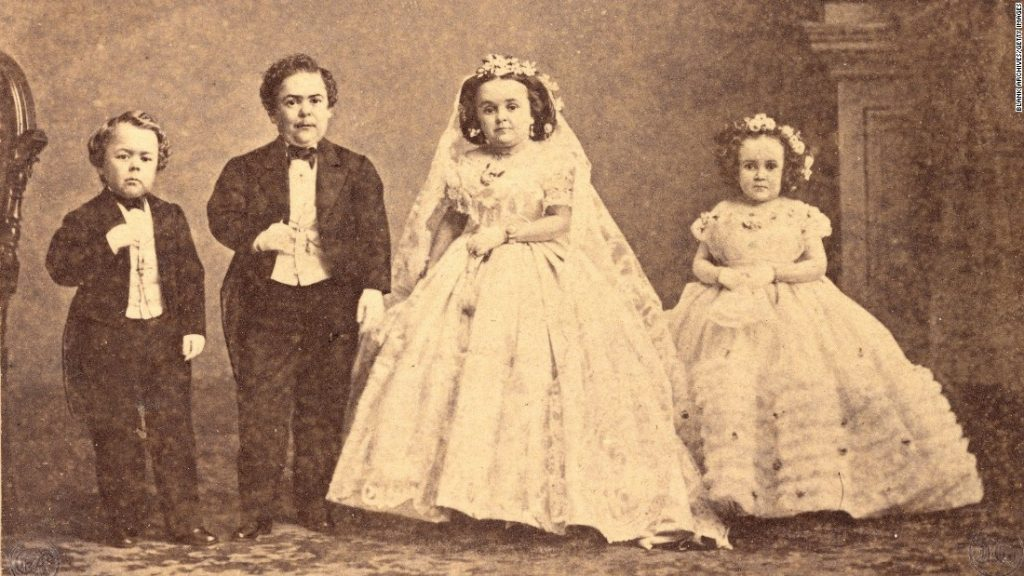 Tom thumb Wedding Photo Nutt (left), Thumb, Wife, Sister In Law PHOTO: CNN