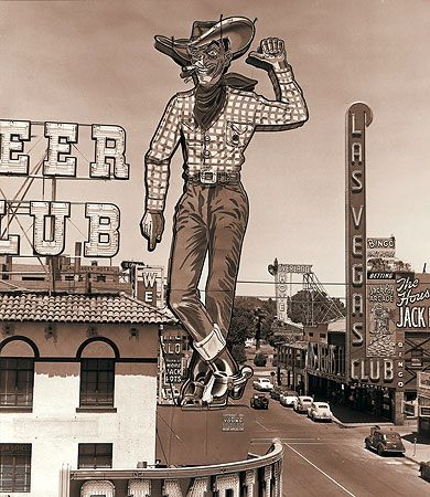 Vegas Vic PHOTO: Pinterest