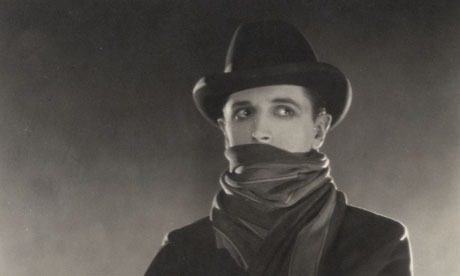 Man in black … Ivor Novello in The Lodger.