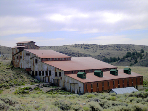Gold mining towns in wyoming