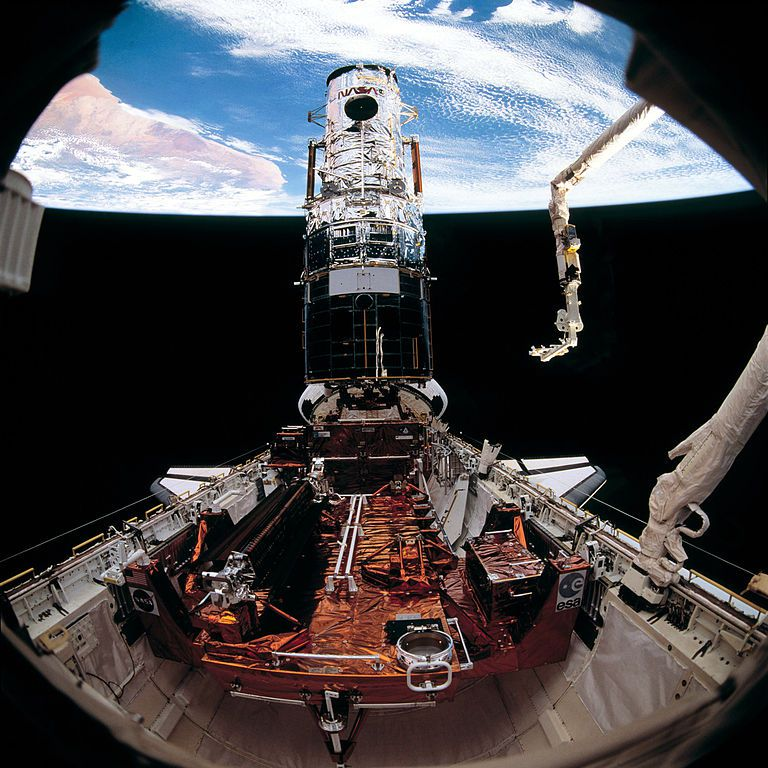 PHOTO: spacesafetymagazine