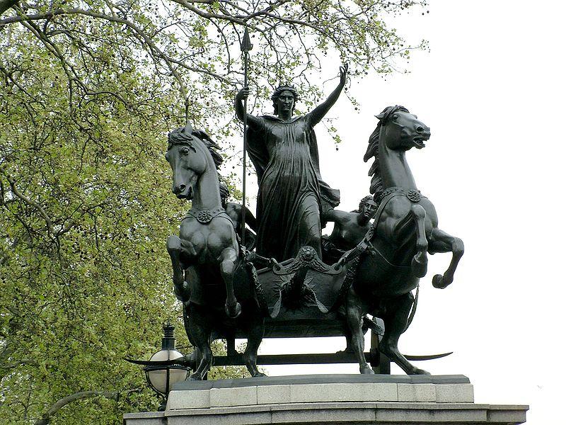 statue-of-boudica