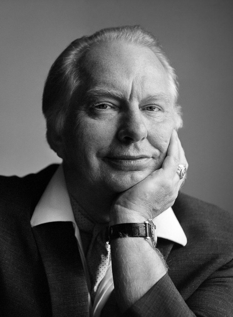 L Ron Hubbard Photo: scientology