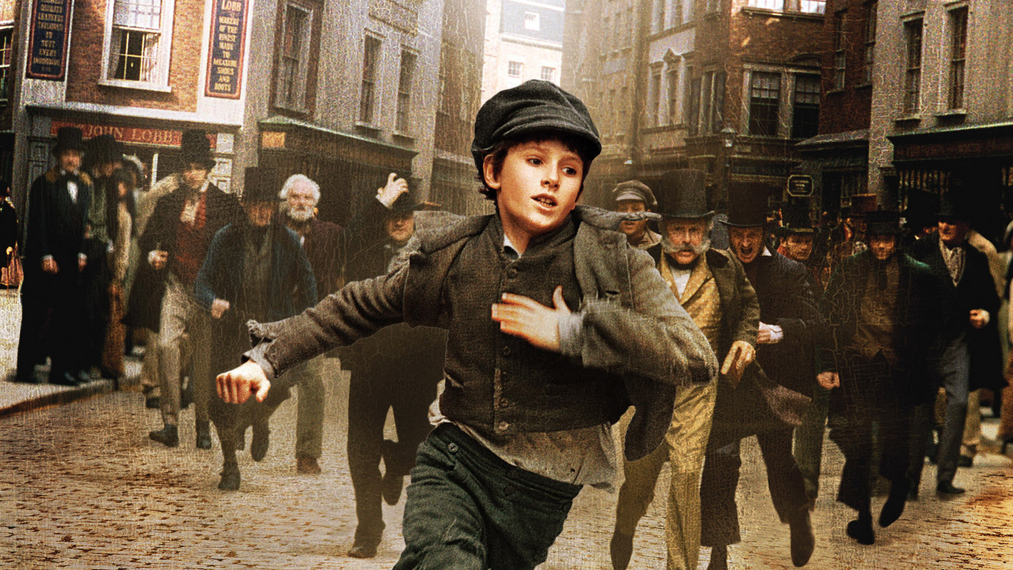 the dark history that inspired oliver twist photo presto