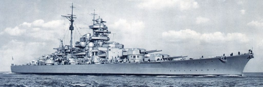 The Bismarck Photo: Veteranstoday