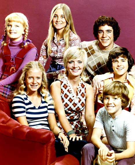 "Famous Mom ""Carol Brady"" Photo: alfa-img"
