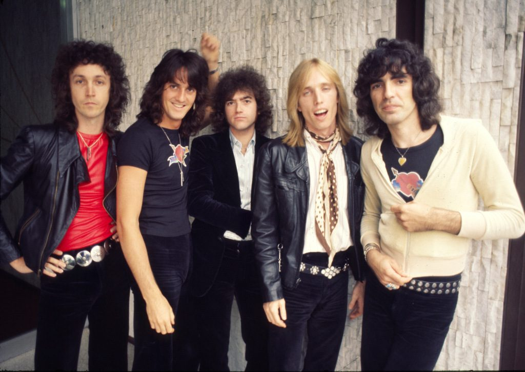 Tom Petty and the Heartbreakers Photo: Grantland