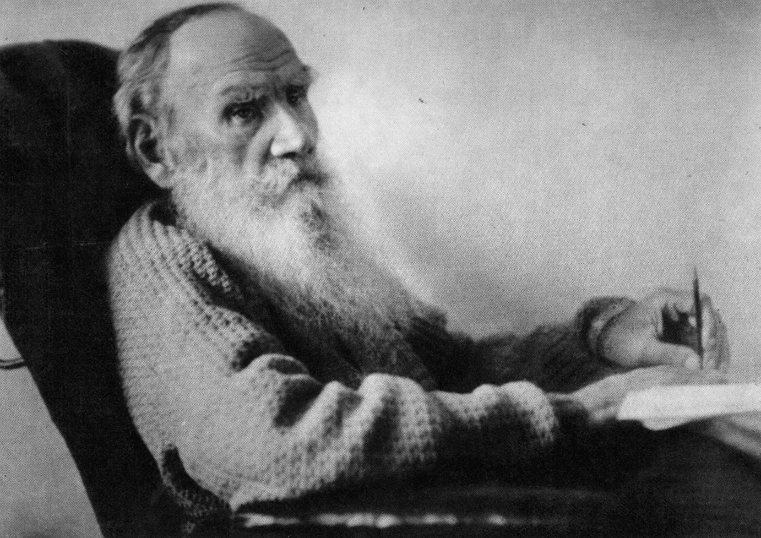 free will and leo tolstoy Leo tolstoy, the kingdom of god we are free and happy according to how closely we follow the supreme law of life, which is love tolstoy on the law of love.