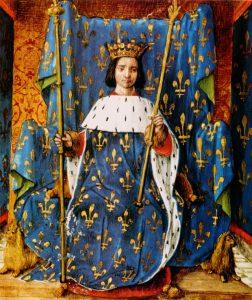 Portrait of Charles VI. PHOTO: biography.com