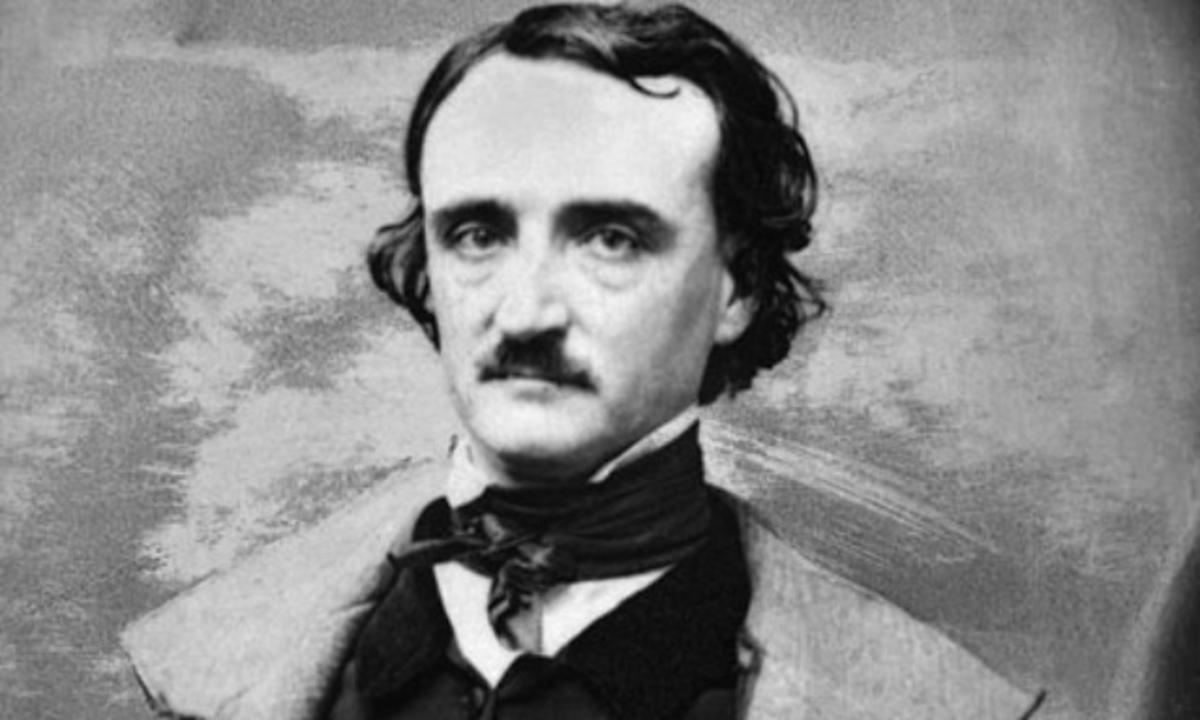 Edgar Allan Poe.