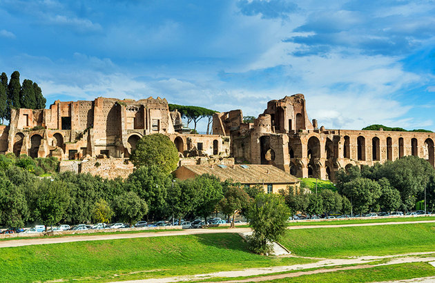 Palatine Hill, Italy [PHOTO: planetware.com]