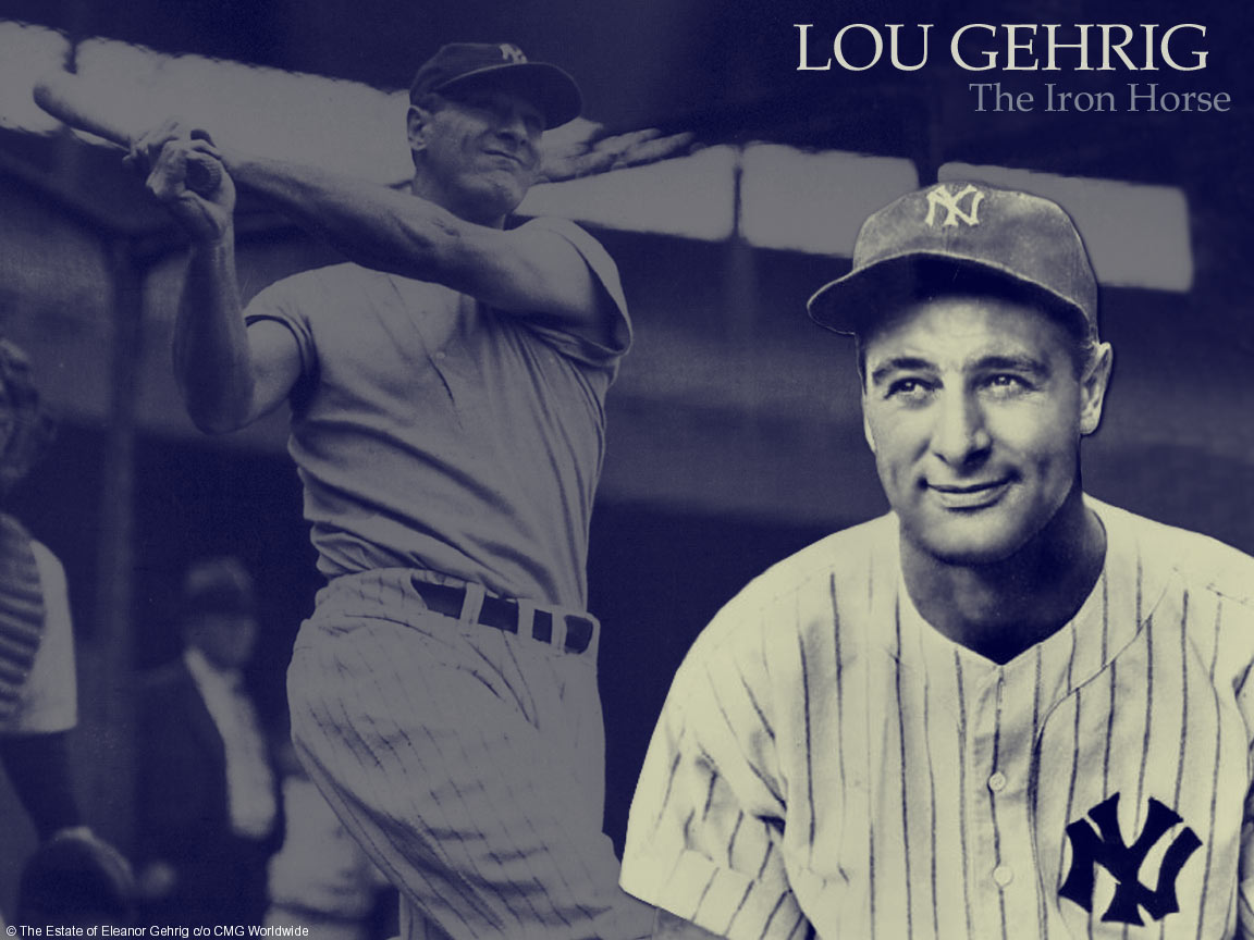 Babe ruth and lou gehrig were torn apart by women