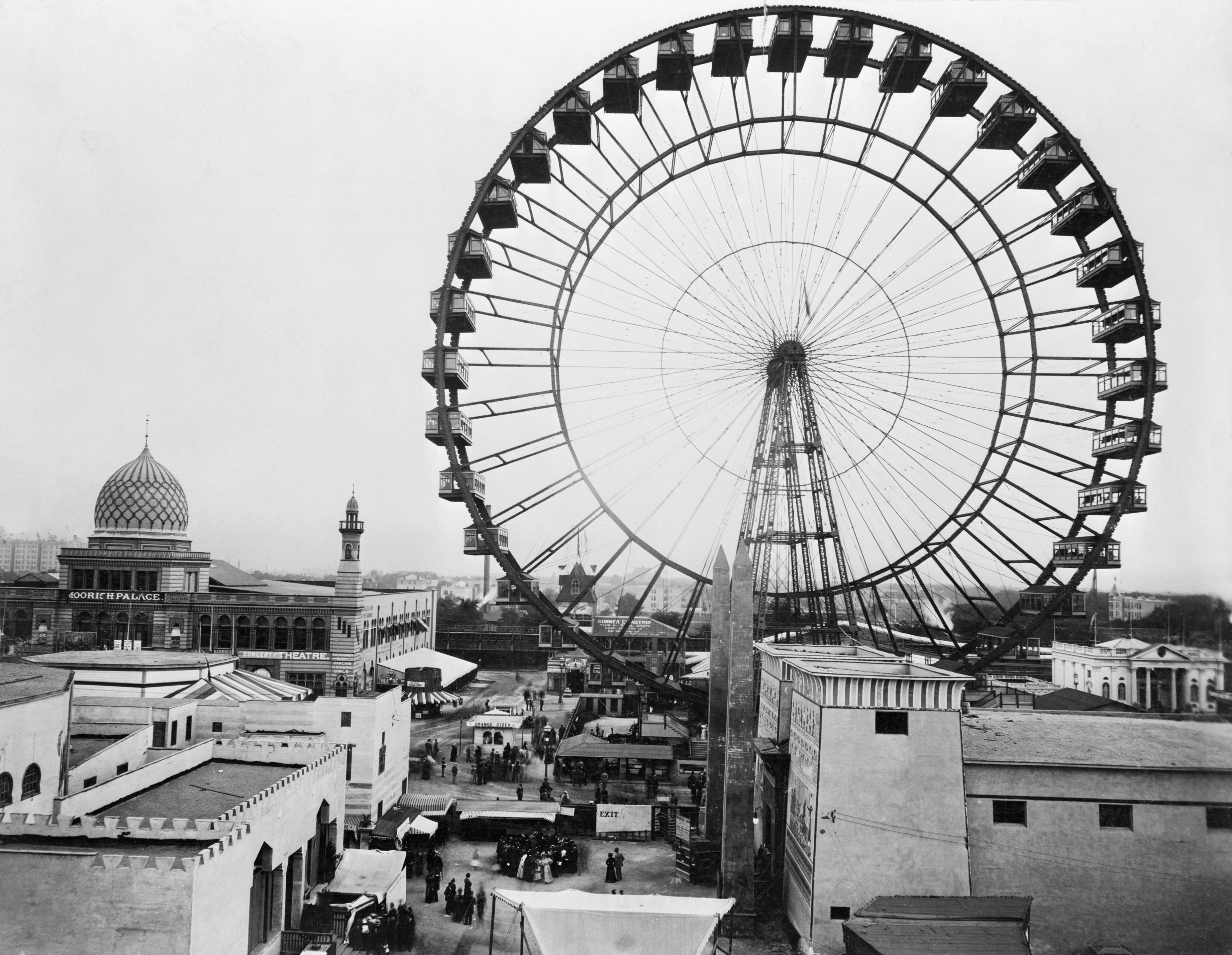 Chicago S Best Interior Designer: Chicago's Popular 1893 World's Columbian Exposition