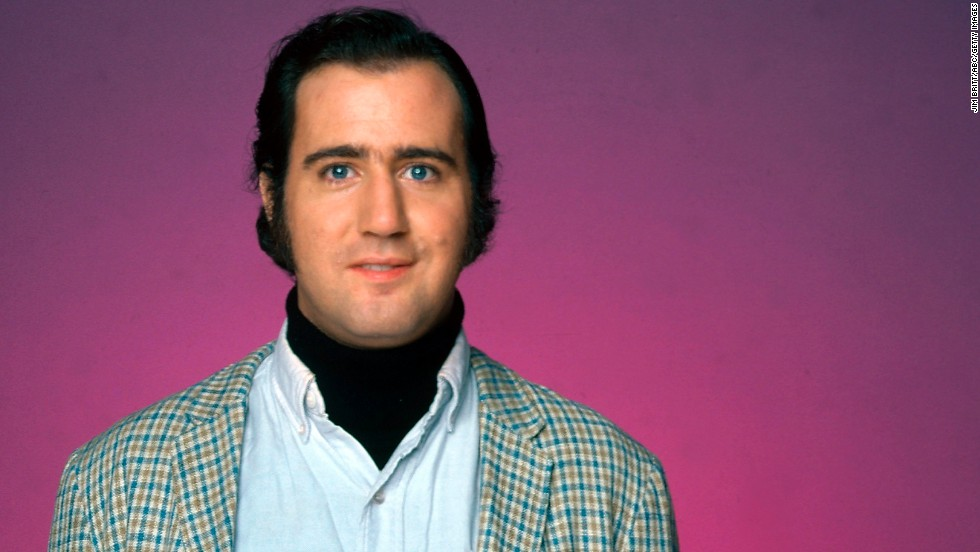"""TAXI - Gallery - 1978  Andy Kaufman (as Latka) on the ABC Television Network comedy """"Taxi"""".  The staff of a New York City taxicab company go about their job while they dream of greater things. (AMERICAN BROADCASTING COMPANIES, INC.) ANDY KAUFMAN"""