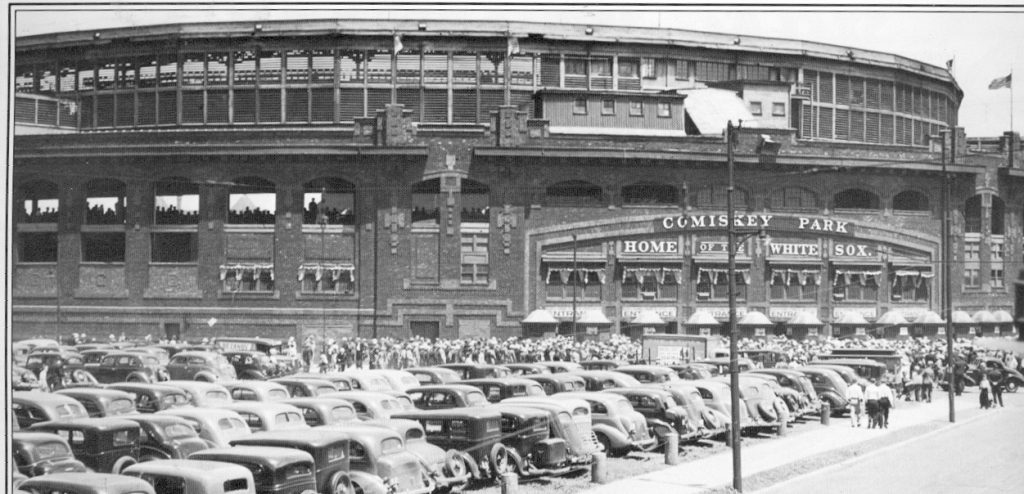 Comiskey Park Photo: generalmusings