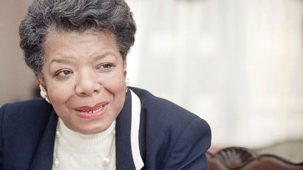 the life and works of maya angelou a poet