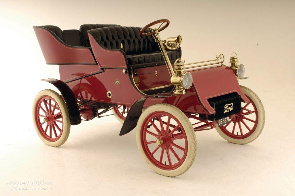 Ford Model A Photo: autoevolution