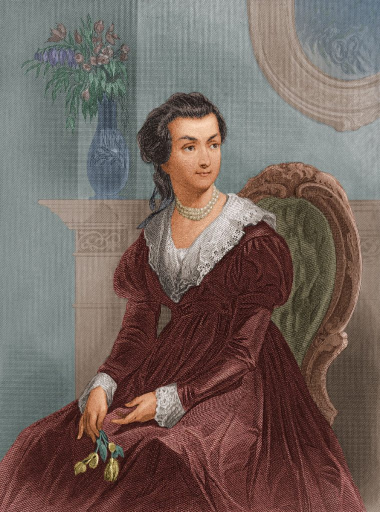 a biography of abigail adams John adams was a founding father who became the second president of the united states abigail and john adams john adams biography.