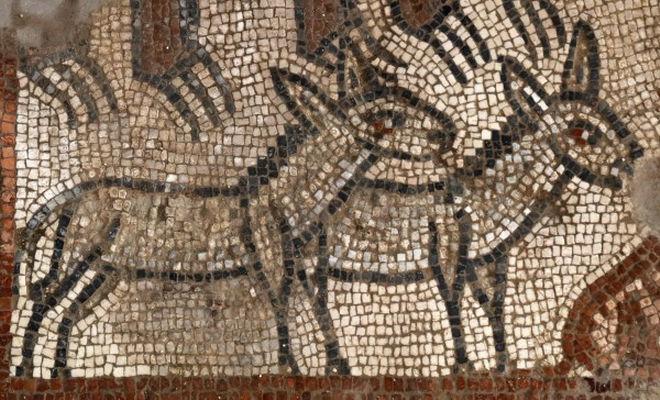 bible-mosaic-noah-ark