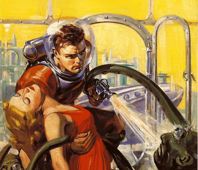 A History Of Science Fiction Part Iv
