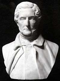 Bust of the 5th Duke of Portland [PHOTO: nottingham.ac.uk]