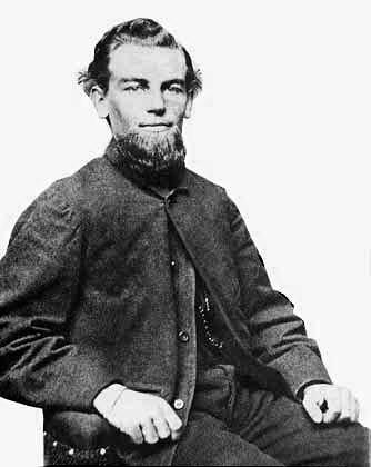 Benjamin Spooner Briggs [PHOTO: wikimedia]