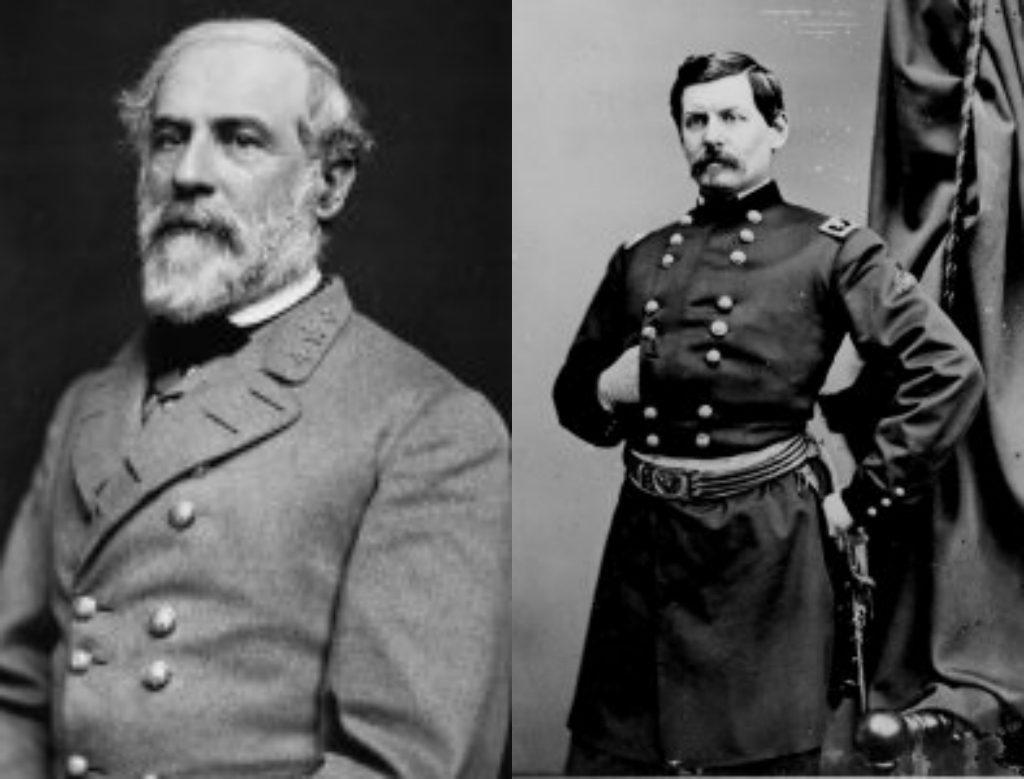 Lee and McClellan
