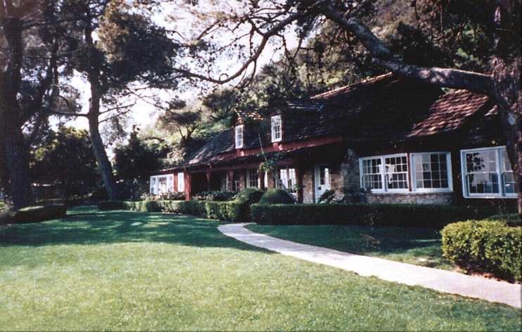 Tate-Polanski home Photo: source