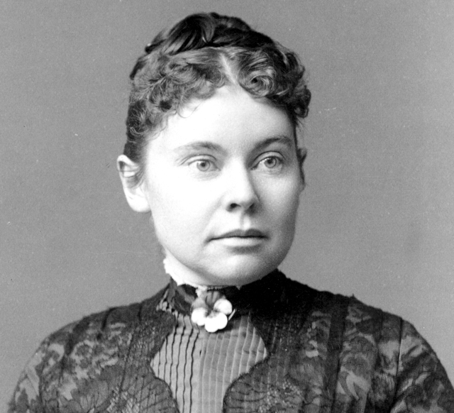 Lizzie Borden Photo: crimearchives