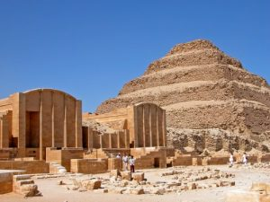 Step Pyramid of Djoser [PHOTO: ancient.eu]