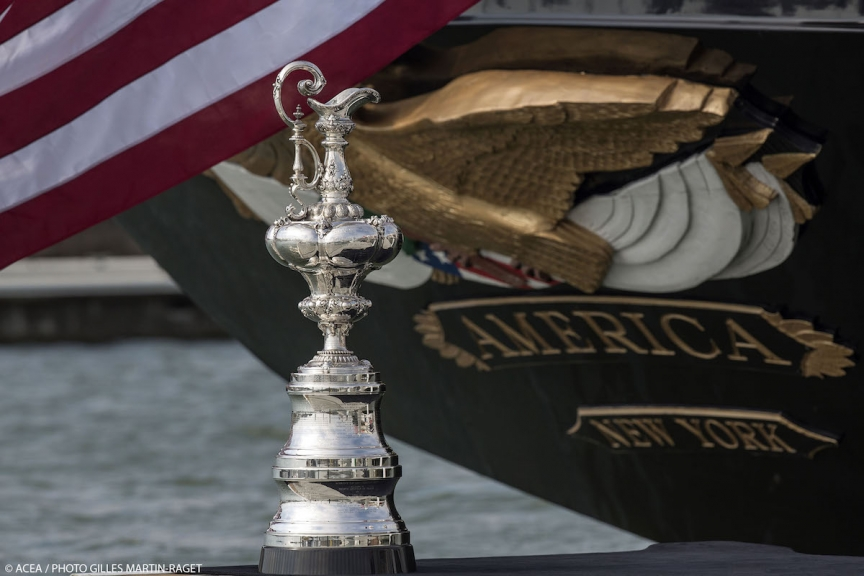America's Cup Photo: americascup