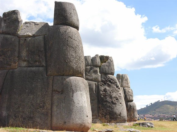 Unsolved Archaeology Sacsayhuaman