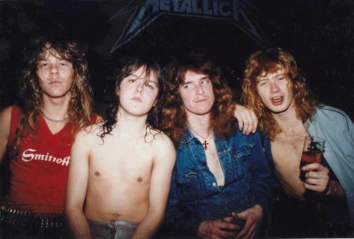 very-young-first-formation-metallica-band