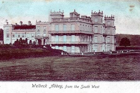 Welbeck Abbey [PHOTO: strangeflowers.wordpress,com]
