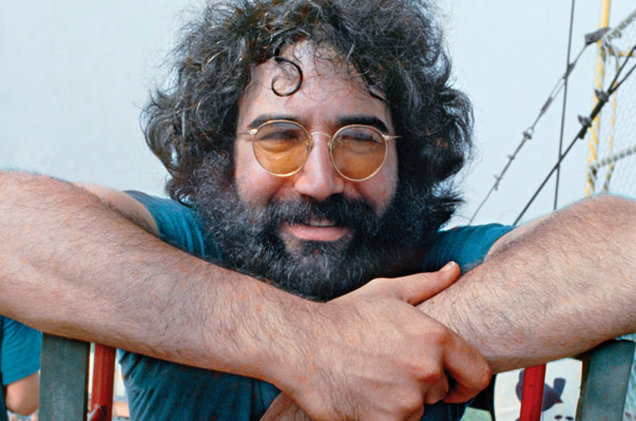 Garcia at Woodstock 1969 Photo: billboard