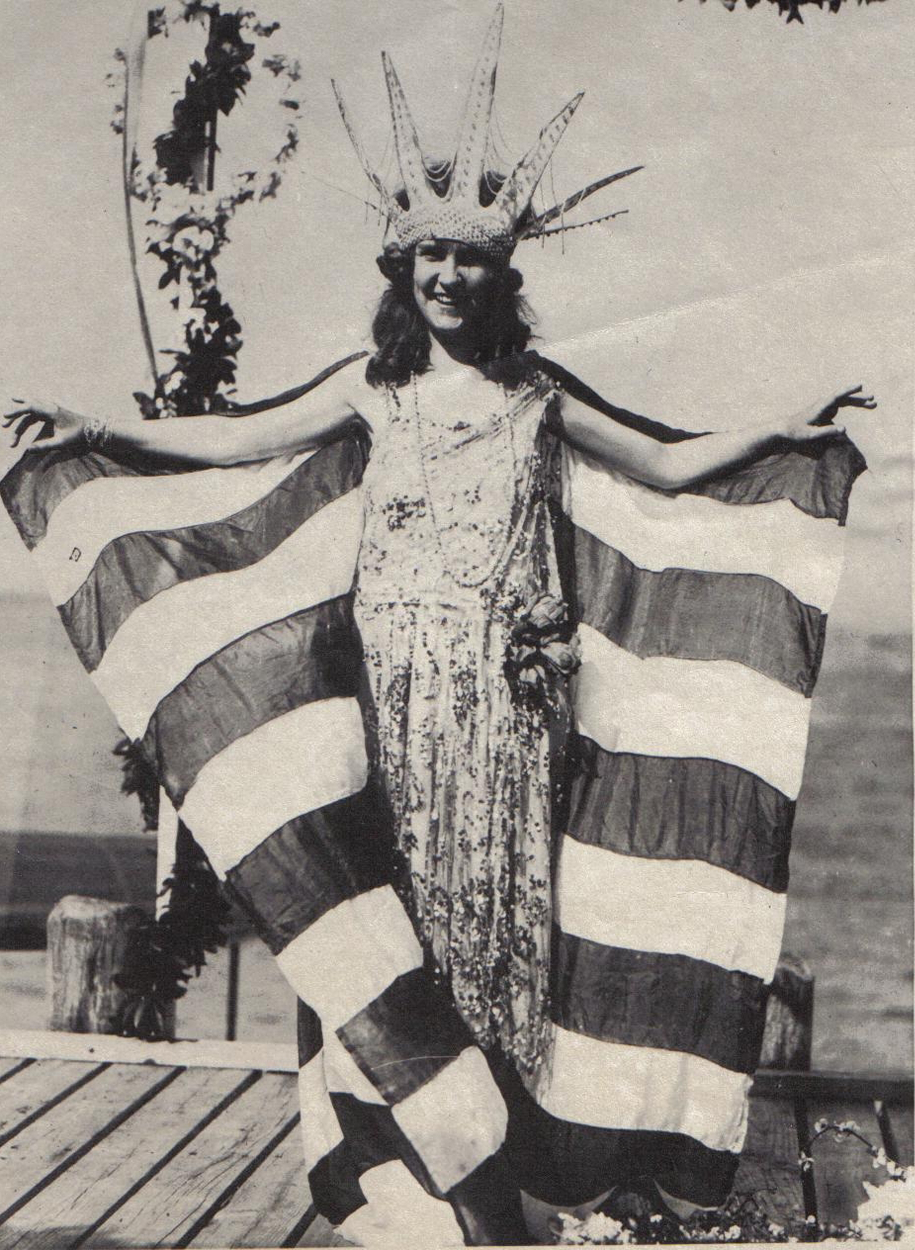 Margaret Gorman, Miss America 1921 Photo: missamerica