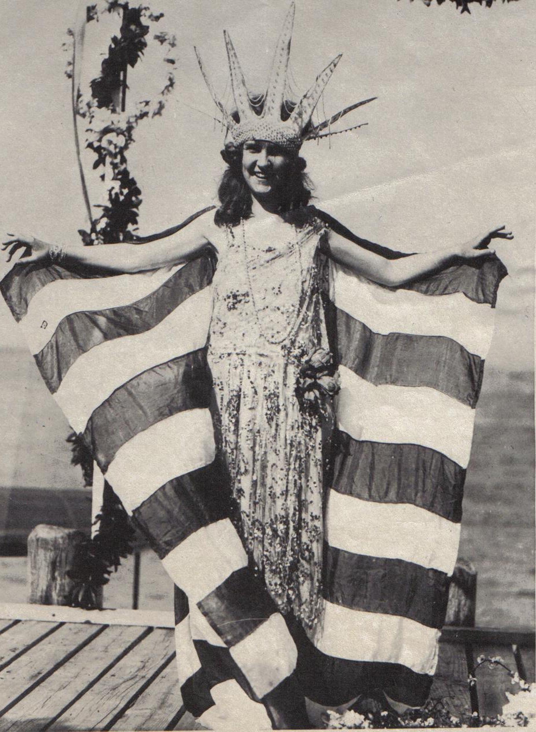 Margaret Gorman, Miss America 1921 Photo: missamerica