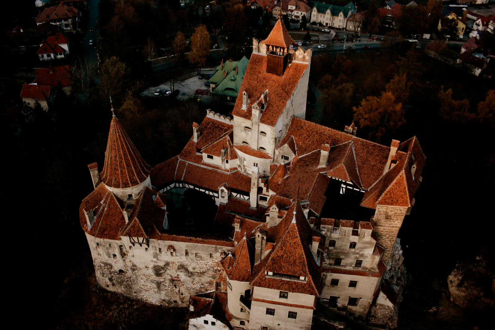 Photo: bran-castle