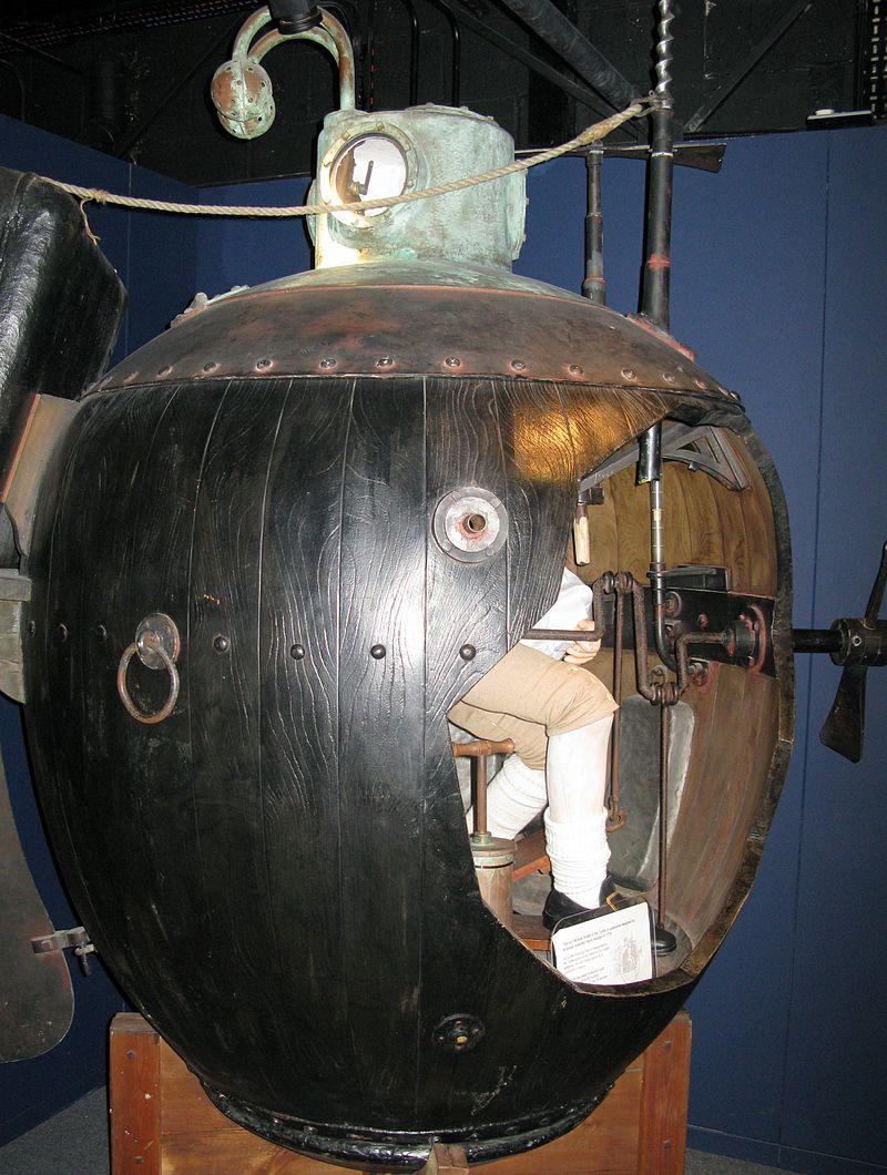 Replica of the Turtle Photo: wiki
