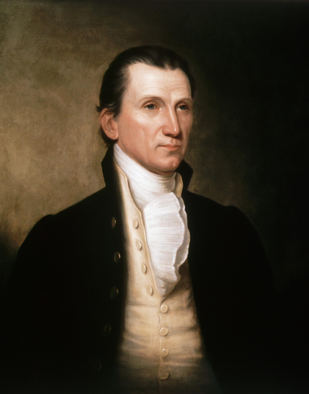 the final founding father president james monroe