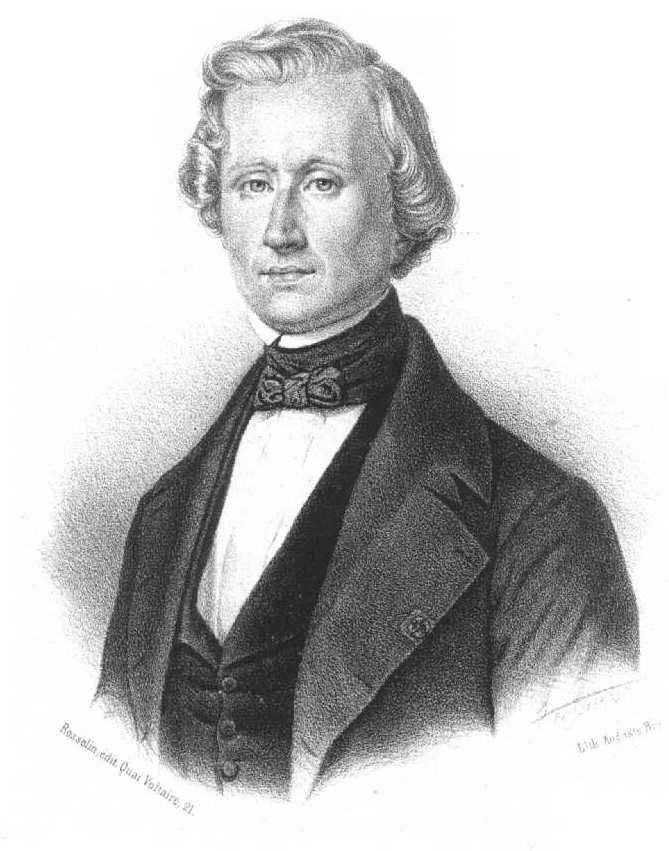 Urbain-Jean-Joseph Le Verrier Photo: wiki